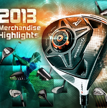 Merchandise Cover at GolfTEC